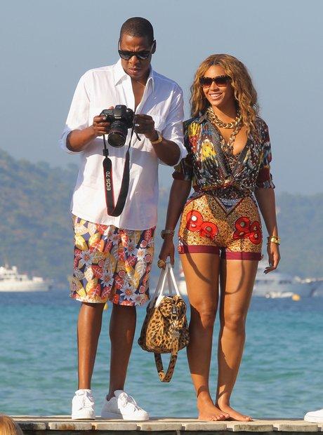 Beyonce & Jay Z 2011
