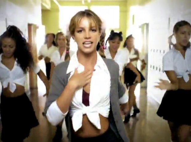 Baby one more time outfit