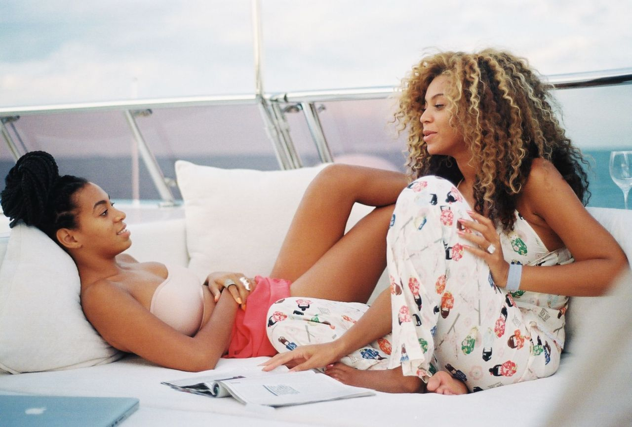 beyonce and tina knowles relationship