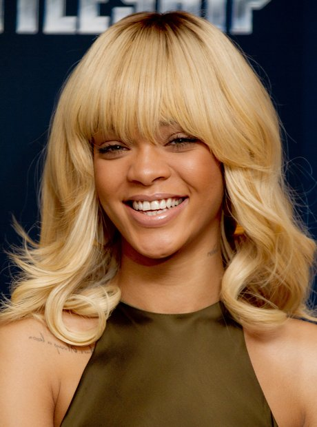 Rihanna at the Battleship premiere in London