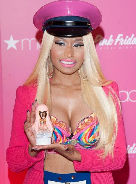 Nicki Minaj launches Pink Friday her new perfume