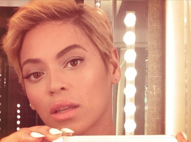 Beyonce's New Hair From Instagram
