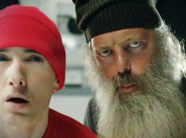 Eminem - Bezerk Video