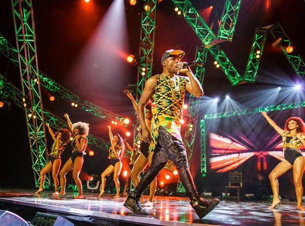 Fuse ODG live at the Mobo Awards 2013