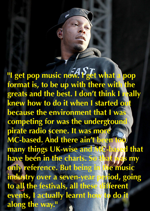 Dizzee Rascal Quote