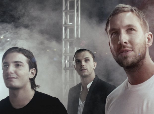 Calvin Harris & Alesso Feat. Hurts - 'Under Contro