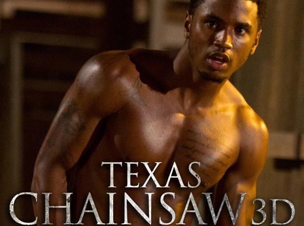 Trey Songz texas chainsaw
