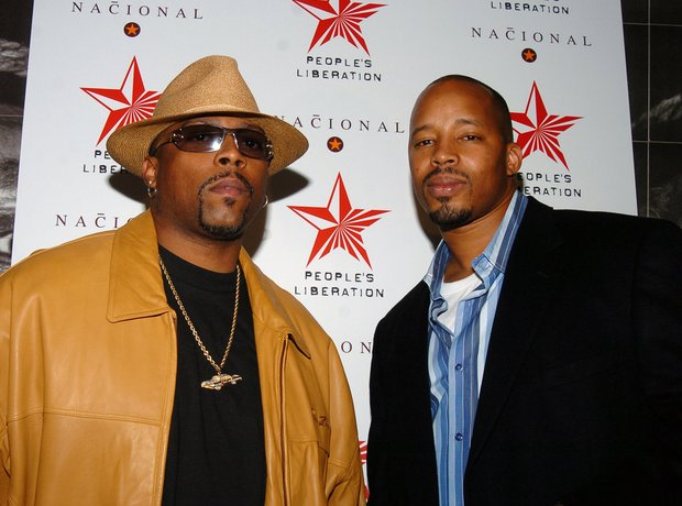 Warren G and Nate Dogg
