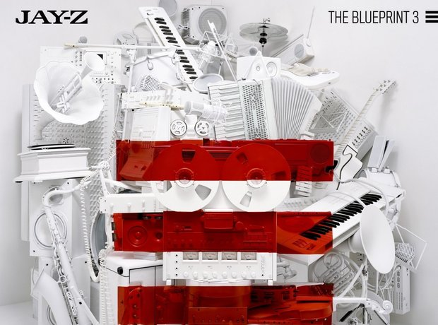Jay Z Blueprint 3 cover