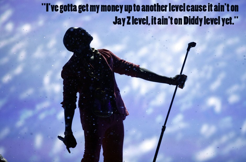 Kanye West Jay Z and Diddy quote