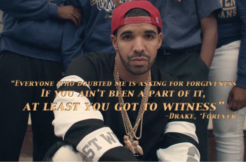Drake Quote