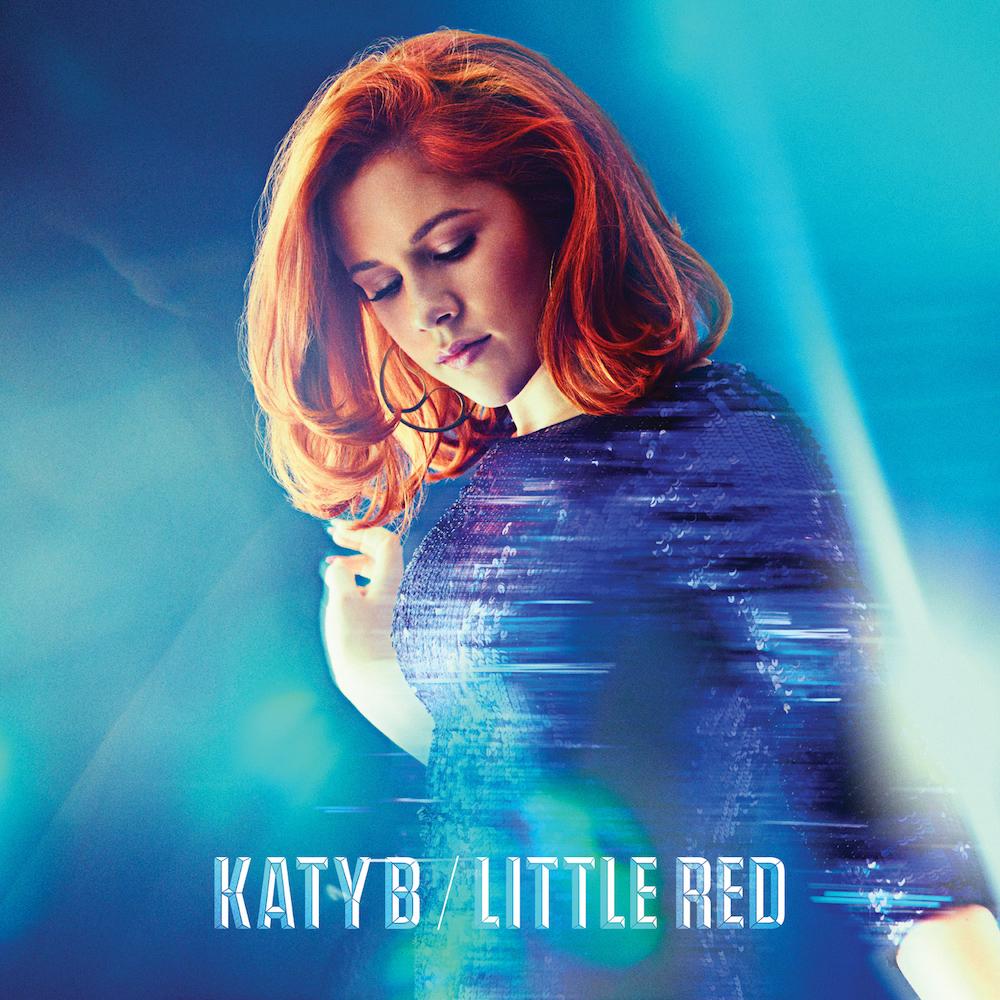 Katy B Little Red artwork