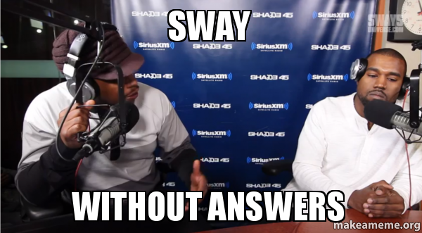 Sway answers