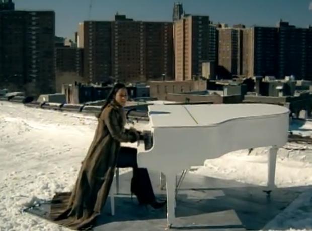 Alicia Keys If I Ain't Got You Video