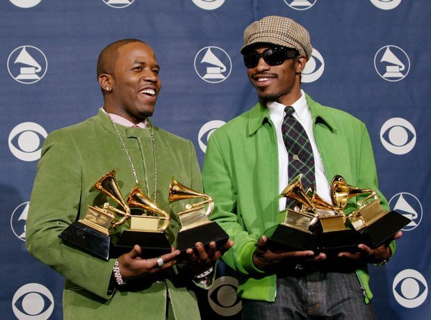 Outkast 2004 grammy awards
