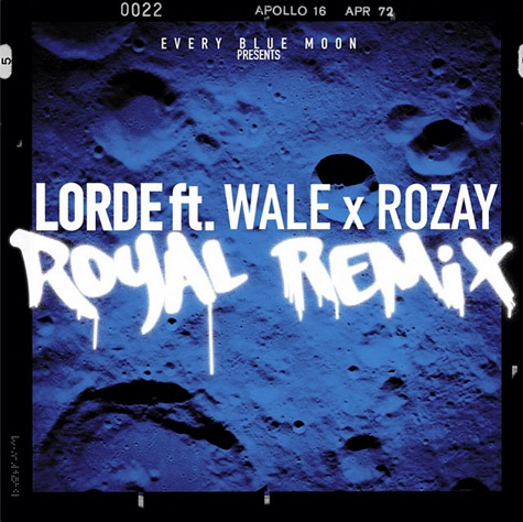 Wale Rick Ross Lorde Remix