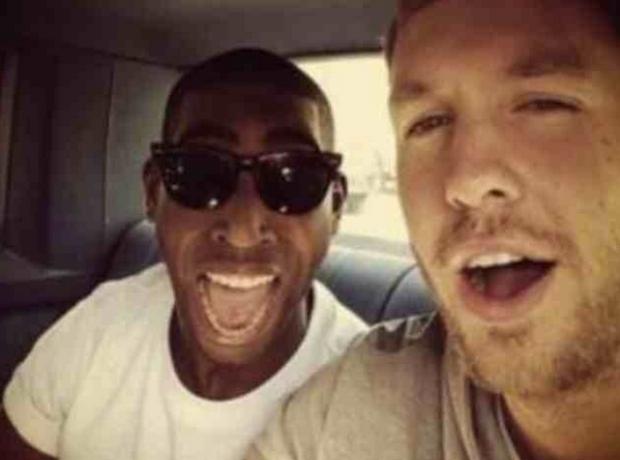 Calvin Harris Tinie Tempah Selfie