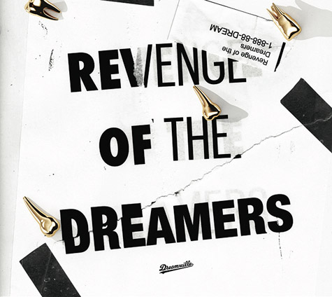 Revenge of the dreamers J Cole mixtape artwork