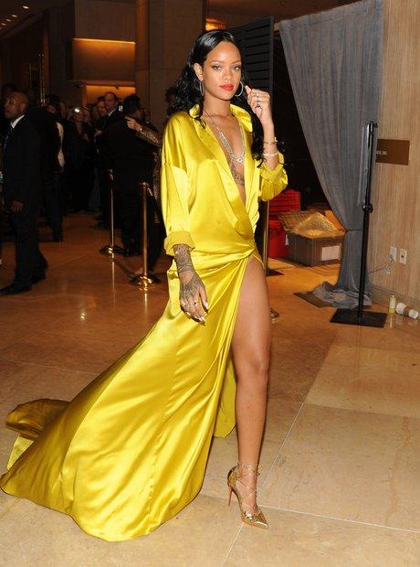 Rihanna Pre-Grammy Party 2014