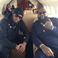 Image 2: P Diddy and Rick Ross on plane
