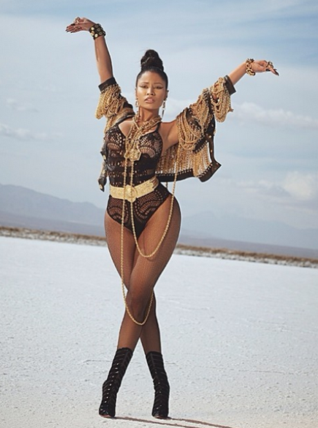 The Complete Transformation Of Nicki Minaj S Style