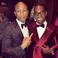 Image 6: Pharrell and Tinie Tempah