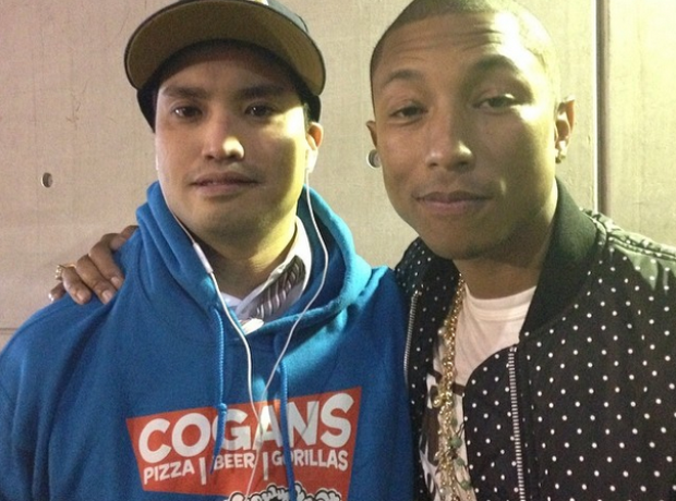 Pharrell Chad Hugo