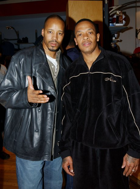 Warren G and Dr. Dre