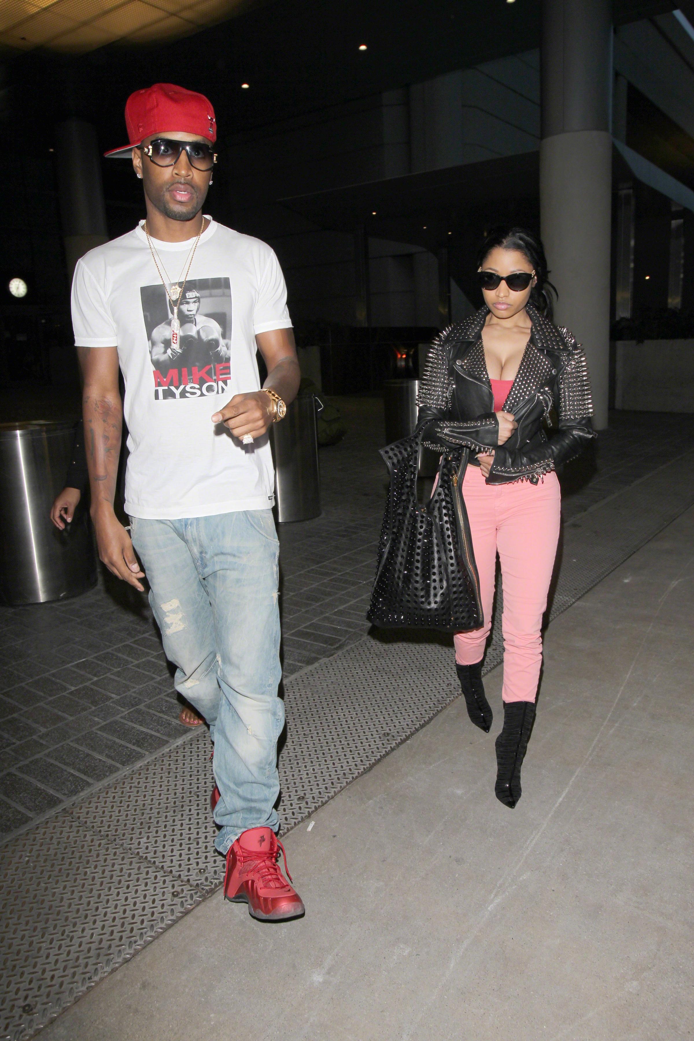 Nicki Minaj and Safaree Samuels