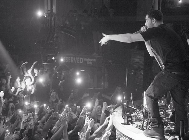 Drake UK tour 2014