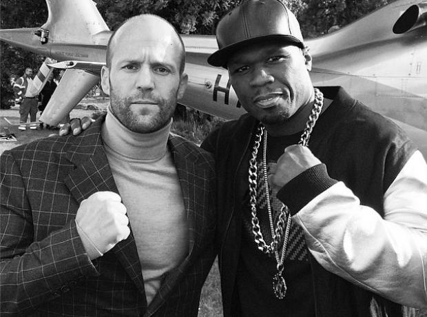 50 Cent Jason Statham