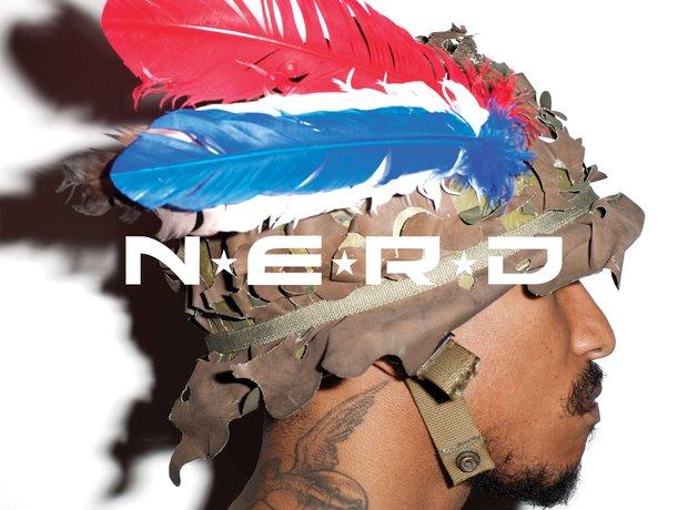 NERD 'Nothing' album artwork