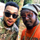 Image 8: Chris Brown and T Pain