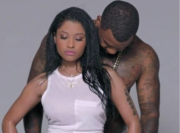 Nicki Minaj And The Game in pills and potions vide