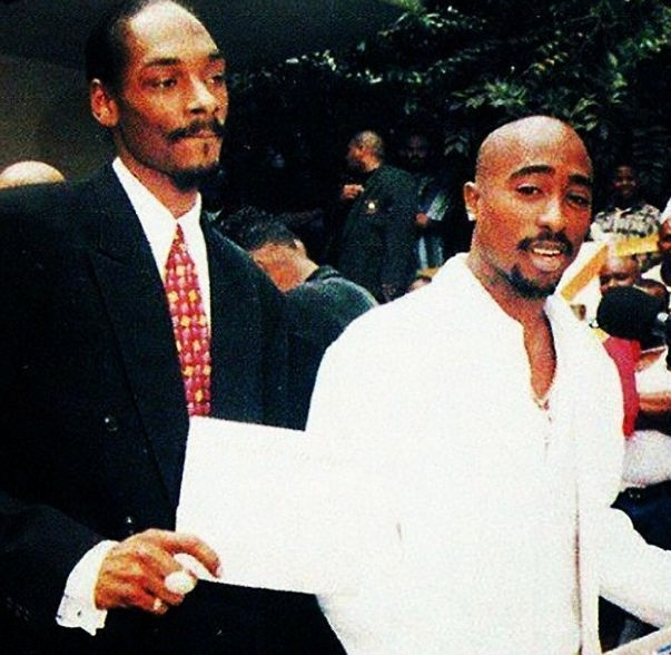 Snoop Dogg Tupac Instagram