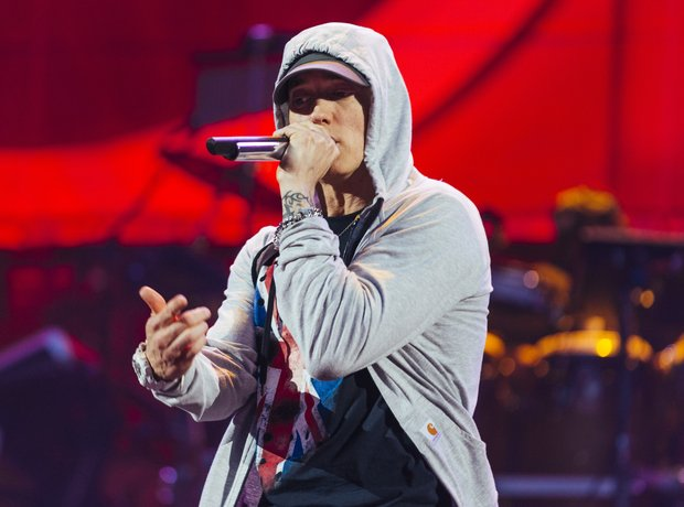 Eminem At Wembley Stadium 2014