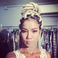 Image 6: Jhene Aiko blonde dreadlocks