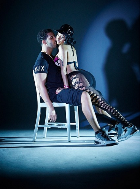 Nicki Minaj And Drake Anaconda Video
