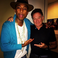 Image 9: Pharrell and Robin Williams