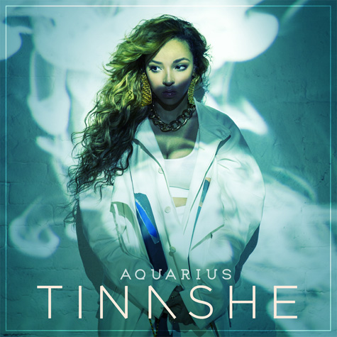 Tinashe Aquarius album cover