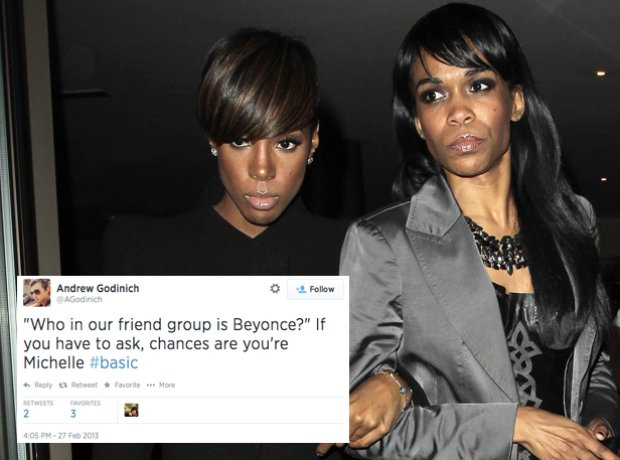 Beyonce Of Your Friend Group