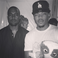 Image 10: Kanye West and Chance The Rapper