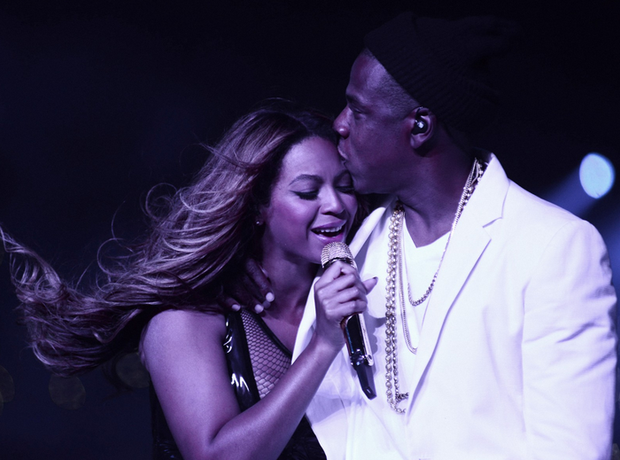 Jay Z and Beyonce On The Run Tour