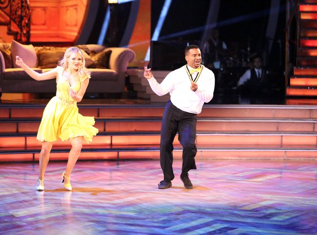 Alfonso Ribeiro in Dancing With Stars