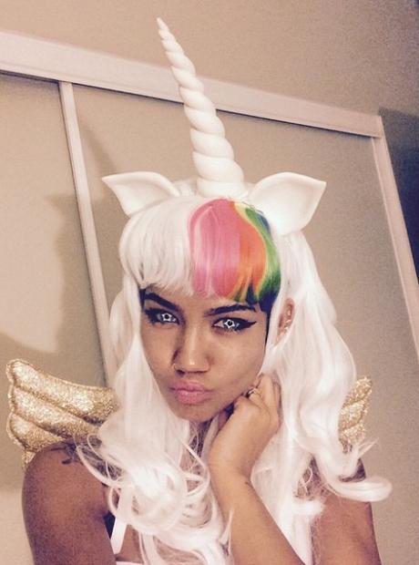 Jhene Aiko Halloween