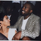 Image 1: Kanye West and Kim Kardashian