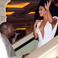 Image 3: Kanye West and Kim Kardashian