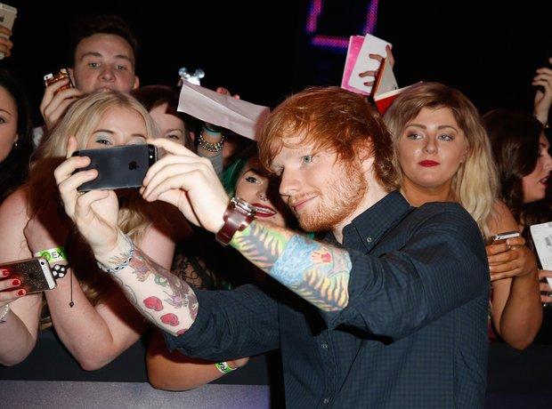 Ed Sheeran MTV VMAs 2014
