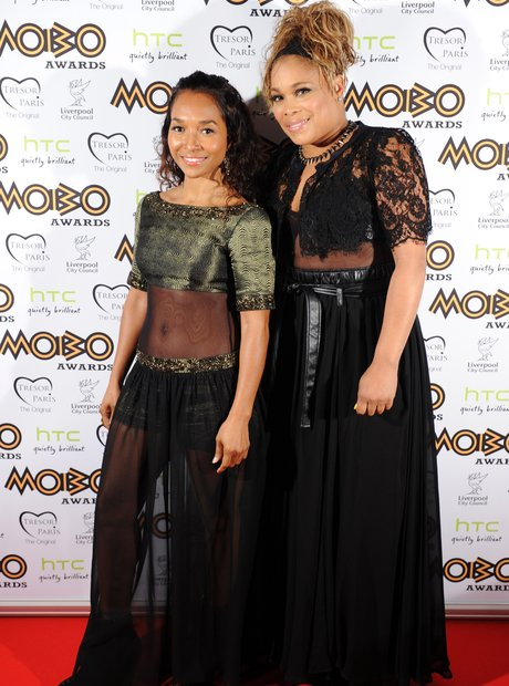 TLC 2012 MOBO Awards