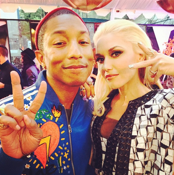 Gwen Stefani featuring Pharrell Williams — Shine (studio acapella)